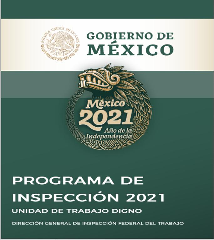 Programa de Inspección 2021 STP